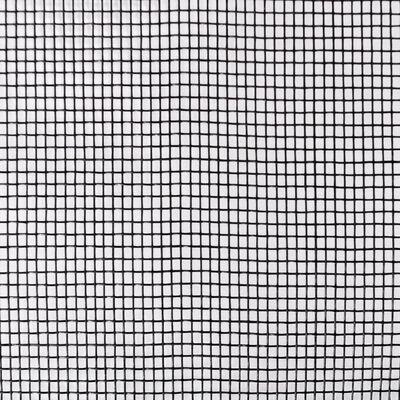 vidaXL Plasă de sârmă, negru, 100 x 1000 cm, fibră de sticlă