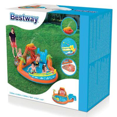 Bestway Centru de joacă gonflabil Lava Lagoon, 53069