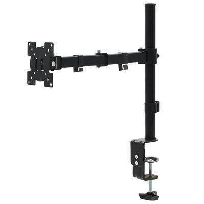 """vidaXL Suport monitor 32"""", braț unic, înălțime reglabilă"""