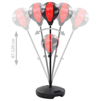 vidaXL Set minge de box pentru copii, 87-120 cm