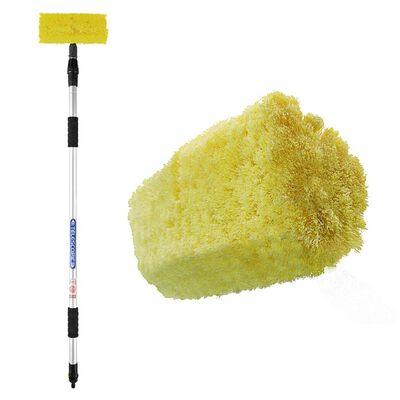 ProPlus Perie de spălat 3D cu mâner telescopic, 2,4 m, 150685