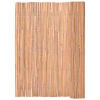 vidaXL Gard din bambus, 170 x 400 cm