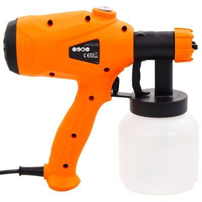 vidaXL Pistol de vopsit electric, 350 W, 800 ml