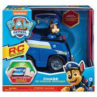 Paw Patrol Mașină de jucărie cu telecomandă Chase Cruiser