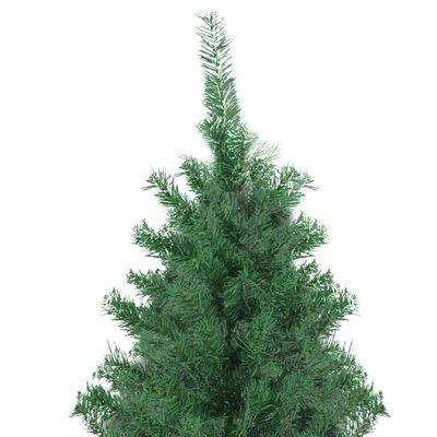 vidaXL Brad de Crăciun artificial, verde, 500 cm