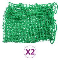 vidaXL Plase pentru remorcă, 2 buc., 2,5 x 4,5 m, PP