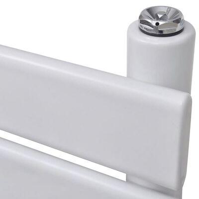 vidaXL Radiator port-prosop încălzire centrală baie, drept, 600x800 mm