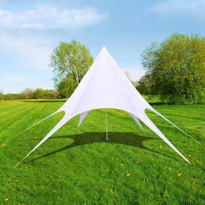 vidaXL Pavilion de grădină în formă de stea hexagonală, 10 m
