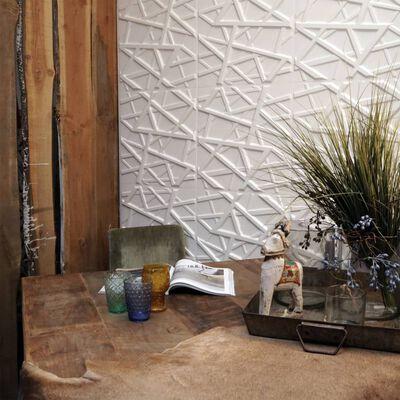 WallArt Panouri lambriu de perete 3D model Olivia, 12 buc. GA-WA02