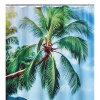 RIDDER Perdea de duș Palm Beach, 180 x 200 cm