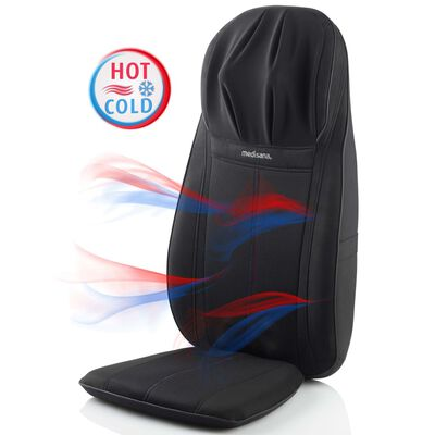 Medisana Pernă de scaun pentru masaj cald & rece MC 828 negru