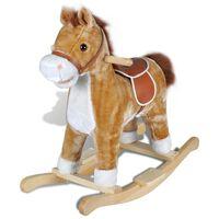 vidaXL Balansoar în formă de animal, cal