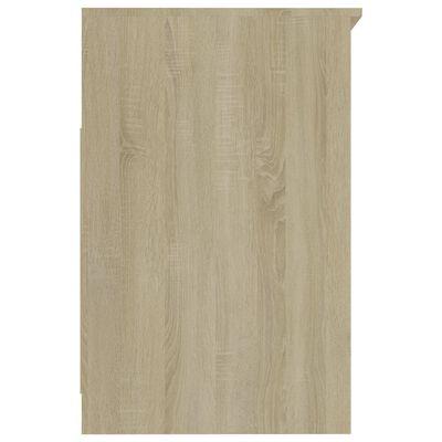 vidaXL Dulap cu sertare, stejar Sonoma, 40 x 50 x 76 cm, PAL