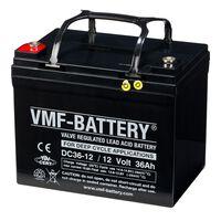VMF Baterie AGM cu ciclu adânc de descărcare, 12 V 36 Ah DC36-12
