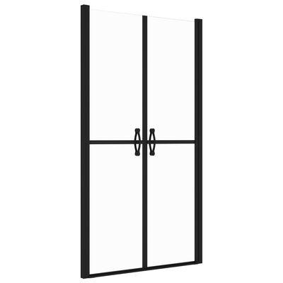 vidaXL Ușă cabină de duș, transparent, (78-81)x190 cm, ESG