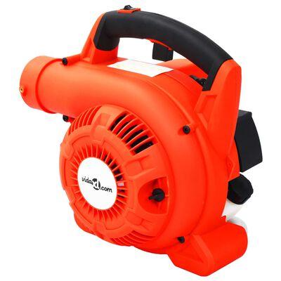 vidaXL Suflantă de frunze 3-în-1 cu benzină 26 cc,  portocaliu