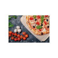 Panou Bucatarie, Protectie Plita  Print Uv Model Pizza 2 1000x500 Mm