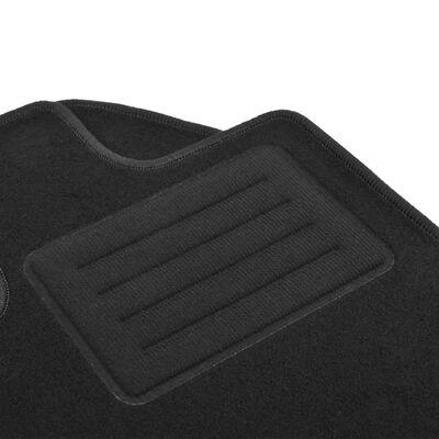 vidaXL Set covorașe auto pentru Citroen DS3 Crossback, 4 buc.