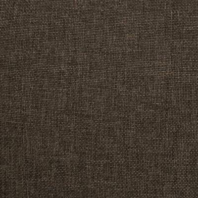 vidaXL Fotoliu de masaj rabatabil vertical, maro, material textil