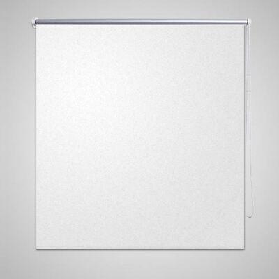 Stor opac, 120 x 175 cm, Alb