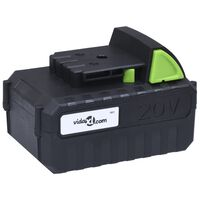vidaXL Baterie Li-ion 20 V 4000 mAh