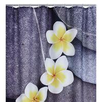 RIDDER Perdea de duș Relax, 180 x 200 cm