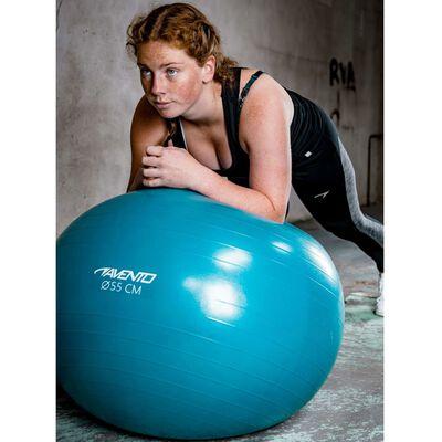 Avento Minge de fitness/gimnastică, albastru, diam. 75 cm
