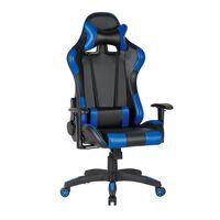 Unic Spot RO, Scaun gamer US90 Silverstone negru-albastru