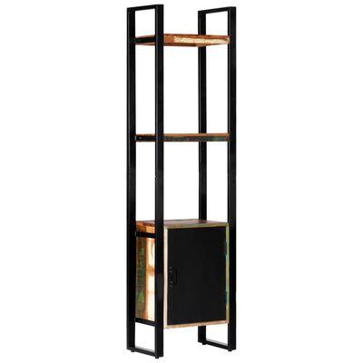 vidaXL Bibliotecă, 45 x 30 x 171 cm, lemn masiv reciclat
