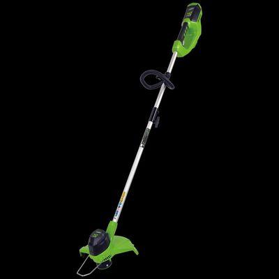 Greenworks Trimmer de gazon cu fir fără baterie 40 V G40LT30 2101507
