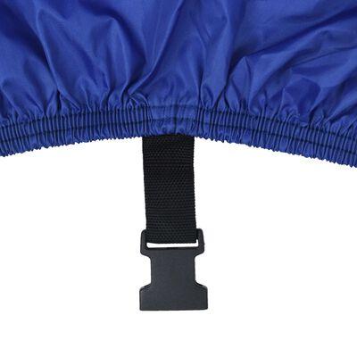 vidaXL Husă pentru barcă, albastru, 830x450 cm