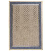 Covor Hanse Home Modern & Geometric Natural, Albastru, 120x170
