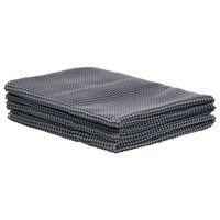 vidaXL Covor pentru cort, antracit, 300x500 cm