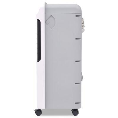 vidaXL Răcitor de aer mobil 80 W 12 L 496 m³/h