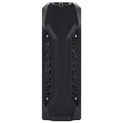 vidaXL Aparat anti-insecte, negru, aluminiu ABS, 30 W