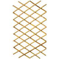 Nature Spalier de grădină, 70x180 cm, Bambus, 6040721