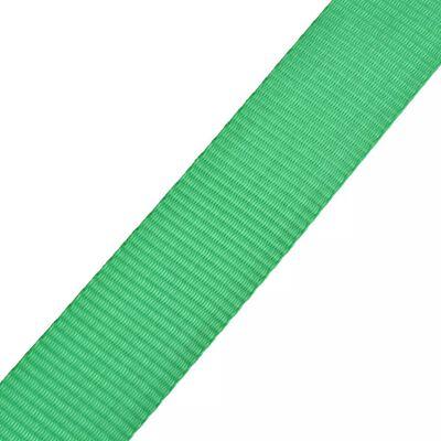 vidaXL Coardă echilibru, 15 m x 50 mm, 150 kg, verde