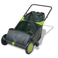 vidaXL Mașină de măturat gazonul 103 L