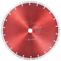 vidaXL Disc diamantat de tăiere, oțel, 300 mm