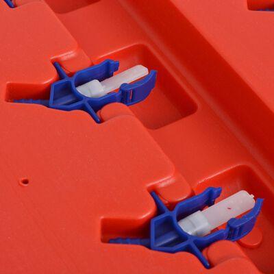 vidaXL Set debitmetru cu adaptor, motoare Diesel 8 cilindri în linie