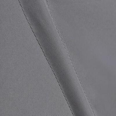 vidaXL Copertină laterală pliabilă de balcon, gri, 140x140 cm