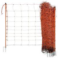 Neutral Plasă pentru oi electrificabilă OviNet, 90 cm, portocaliu