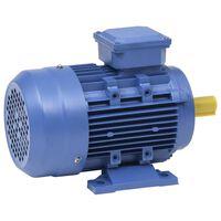 vidaXL Motor electric trifazic 1,5kW / 2CP 2 poli 2840 RPM