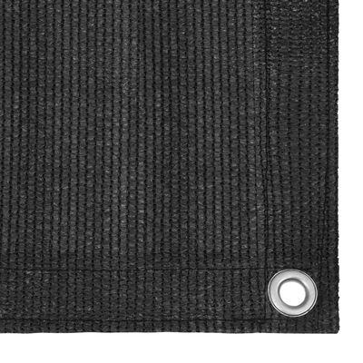 vidaXL Covor pentru cort, antracit, 250x550 cm