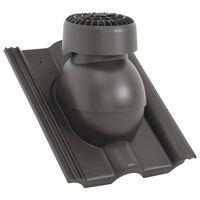 vidaXL Ventilator de acoperiș, antracit
