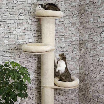 Kerbl Ansamblu pentru pisici Dolomit Tower, bej, 187 cm