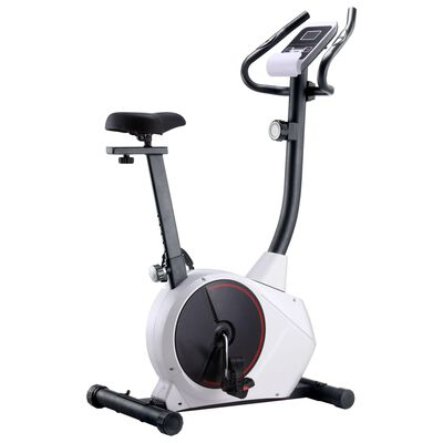 vidaXL Bicicletă de fitness magnetică cu măsurare puls