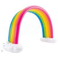 Intex Stropitoare Rainbow Cloud, multicolor, 300x109x180 cm