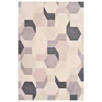 vidaXL Covor cu imprimeu, multicolor, 160x230 cm, poliester