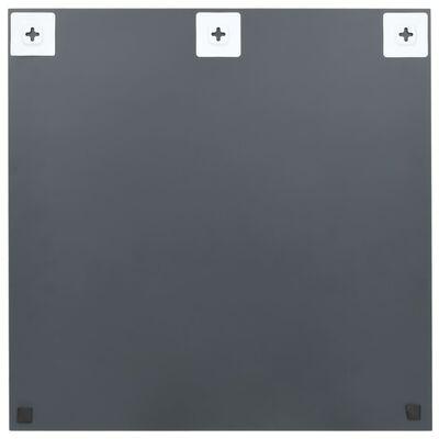 vidaXL Oglinzi de perete, 2 buc., 60 x 60 cm, sticlă, pătrat